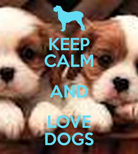 Keep Dogs The keep calm and dogs poster josh keep calm o matic