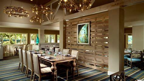 Informal Dining Room Ideas amelia island restaurants dining at omni plantation resort