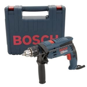bosch 7 corded 1 2 in variable speed hammer drill kit