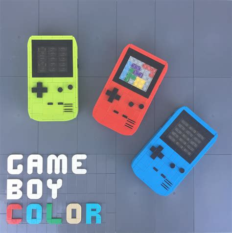 boy color boy color hellobricks lego