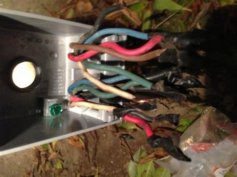 backyard outlet no power to backyard outlet after replacing gfci