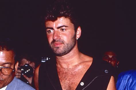 George Michael george michael revealed in that he
