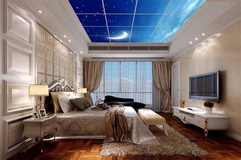 controsoffitti luminosi pannelli luminosi a led con immagini decorative