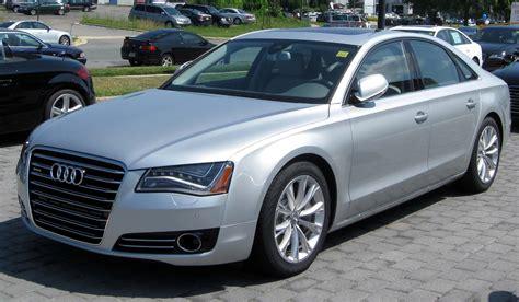 Audi A8l Wiki Vehiculos Deportivos Audi A8