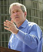 Did George Bush A Criminal Record News Americas Us Minorities Crowd Row