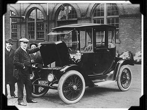Car Records Electric Car History Business Insider