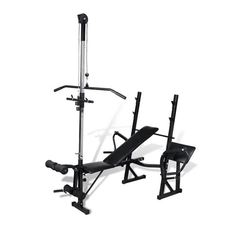 Banc A Charge Guidee by Acheter Banc De Musculation Appareil 224 Charge Guid 233 E Pas