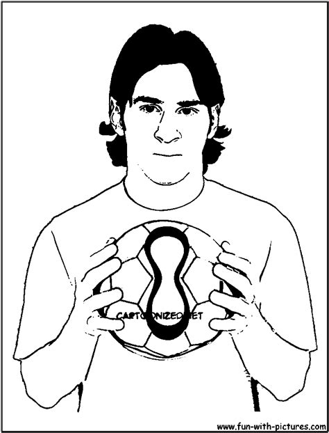 messi coloring pages messi soccer player coloring pages sketch coloring page