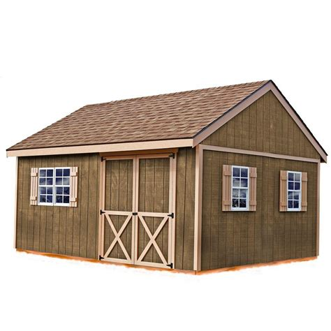best barns new castle 16 ft x 12 ft wood storage shed