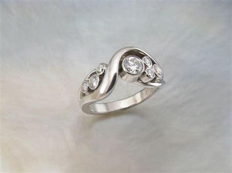 Handmade Artisan Engagement Rings - best 25 handmade engagement rings ideas on