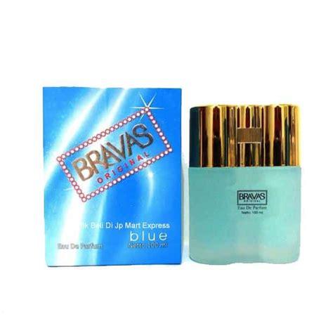 Bravas Original Perfume parfum bravas original blue pusaka dunia