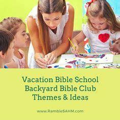 Backyard Bible Club Ideas God S Backyard Bible C Theme Chart Children Youth Vbs Pinterest Cs Backyards And