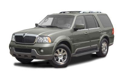 2003 lincoln navigator styles & features highlights