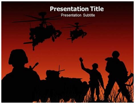 theme powerpoint 2007 army abstract of army soldiers powerpoint templates background