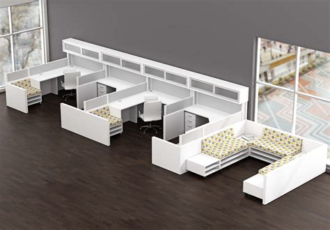 open plan office desk layout free standing open plan workstations that do not use