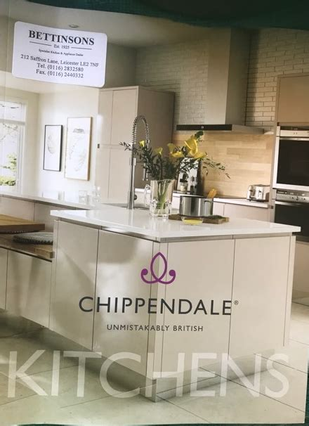 bettinsons kitchens web design leicester chippendale kitchen retailer based on saffron lane leicester