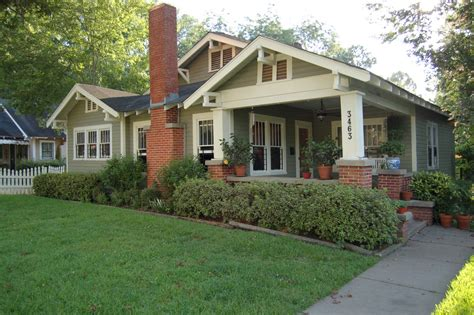 Craftsman Style Bungalow | famous 1920s craftsman bungalow house plans