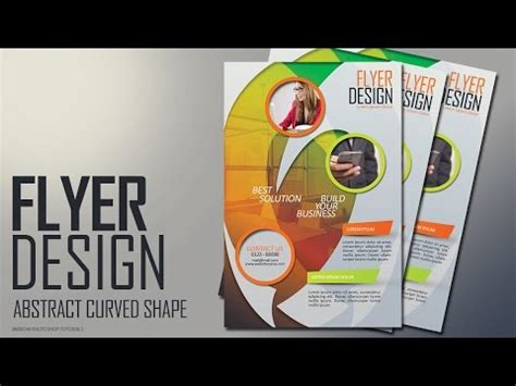 leaflet design tutorial photoshop tutorial trifold travel brochure design doovi