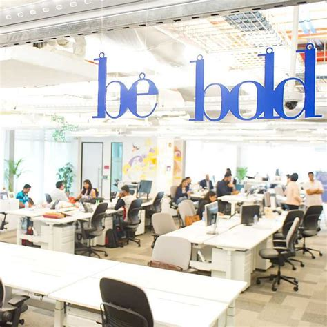 facebook s new cool office a look inside facebook s new mumbai office architectural