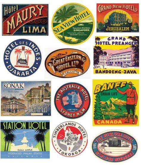 printable luggage stickers vintage vintage suitcase stickers www imgkid com the image kid