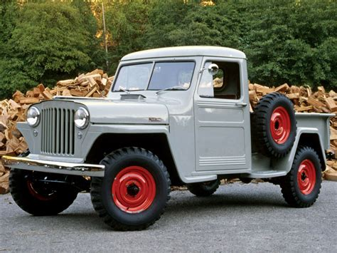 first jeep ever made 15 of the most revolutionary pickups ever made