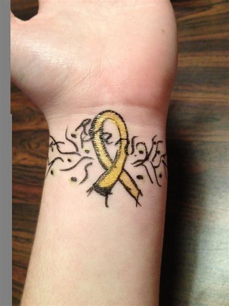 suicide awareness tattoo ribbon awareness quotes quotesgram