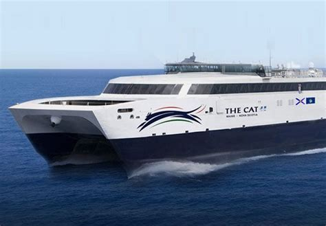 catamaran ferry cost city council to vote on new nova scotia ferry deal the