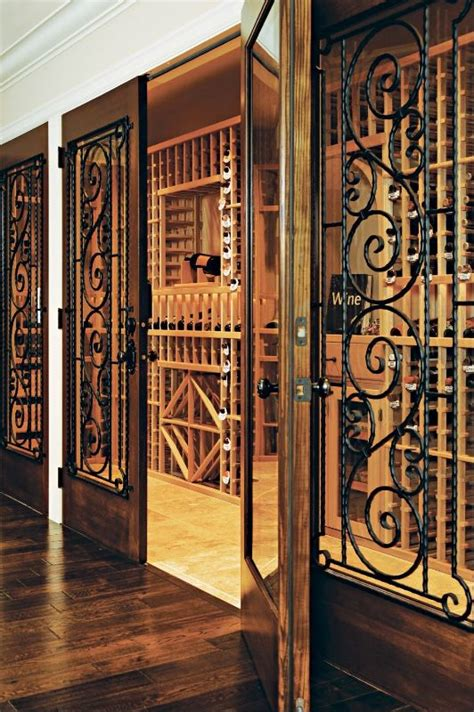 ideas to design a wine cellar at home ruartecontract