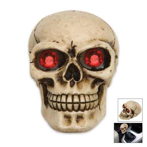 Skull Gear Knob by Car Automobile Skull Gear Shift Knob With Ebay