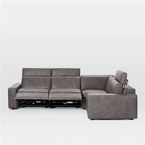 elm reclining sofa 4 seat reclining sofa coleman 4 seat reclining sofa by