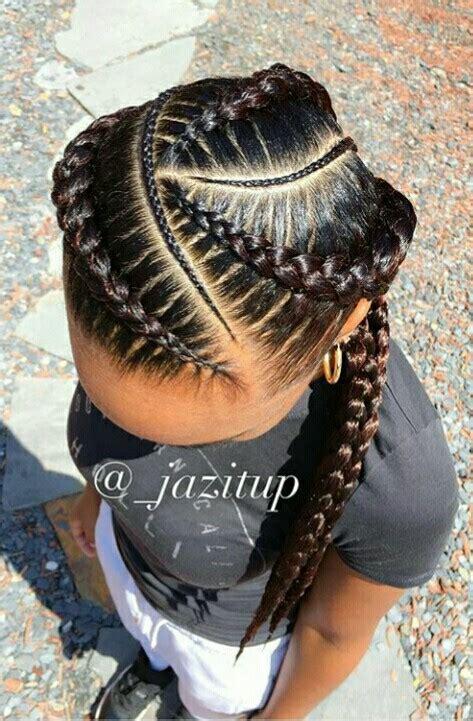 freehand braids pin by kiyla re mia on hair hair hair pinterest hair
