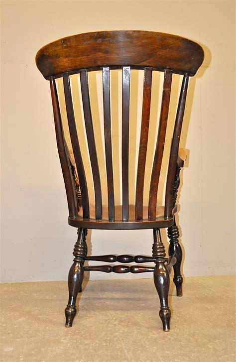farmhouse armchair farmhouse lathback armchair r3404 antiques atlas