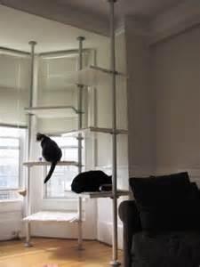 ikea closet makes great cat trees popsugar pets