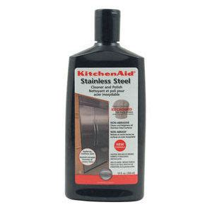 kitchenaid stainless steel cleaner and reviews