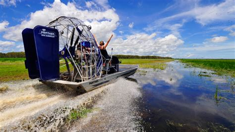 airboat jabiru mary river airboat afrika