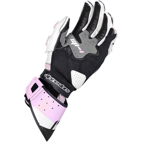 ladies motorcycle gloves alpinestars stella sp 1 ladies womens motorcycle motorbike