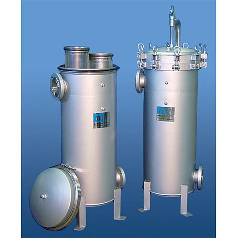 industrial water treatment and fluid filtration