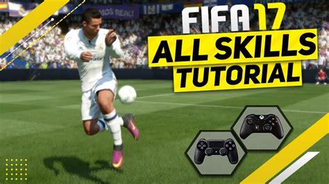 football skill moves tutorial fifa 17 all skills tutorial secret skills new skill