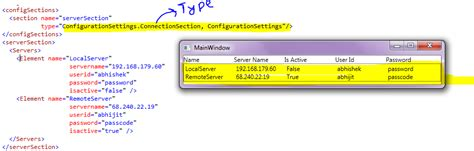 custom configuration section dot net tricks writing a custom configurationsection to