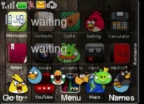 ownskin themes nokia asha 210 angry bird iphone mobile themes for nokia asha 210
