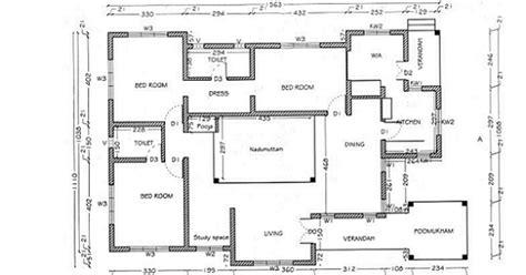 kerala home design nadumuttam 3 bedroom kerala naalukettu home design with nadumuttam in 2100 sq ft free kerala home plans