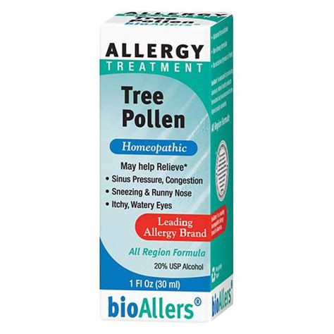 allergy treatment bioallers tree pollen allergy treatment allergy relief