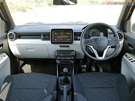 maruti suzuki placement maruti suzuki ignis diesel road test review zigwheels