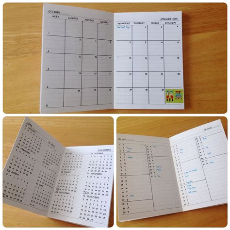 build a planner my diy 2014 planner pannita