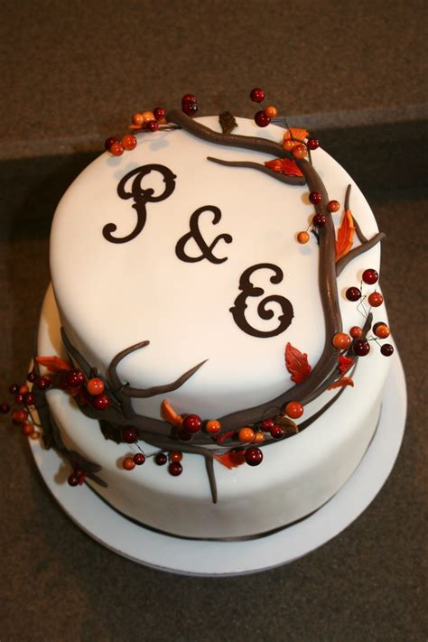autumn bridal shower cakes 28 best images about bridal shower fall on
