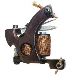 tattoo machine angle machines shrunken head tattoo supplies