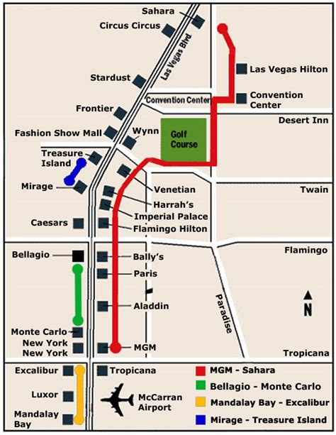 printable map vegas strip nab 2015 parties and more navigating the show like a boss