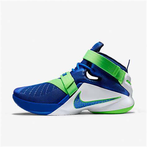 Sepatu Nike Lebron Soldier jual sepatu basket nike lebron soldier 9 sprite original