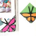 Butterfly Bookmark Origami - origami envelope paper crafts for ted