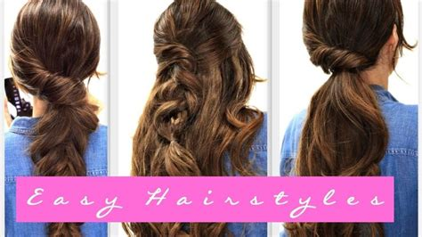 everyday hairstyles bebexo 85 best images about casual hairstyles on pinterest
